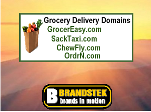 grocey delivery domain names for sale lease jv partnership