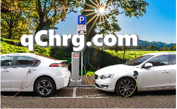 qChrg.com hybrid electric vehicle charging domain for sale