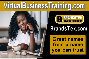 virtual business training domain name